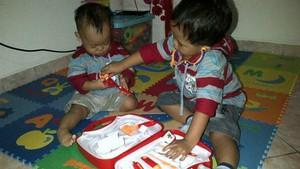 Tepat Penggunaannya, Mainan Bisa Jadi Alat Belajar Anak Lho