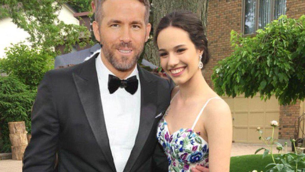 Cool! Ryan Reynolds Ikut Dukung Remaja Ini Balas Dendam ke Mantan Kekasihnya