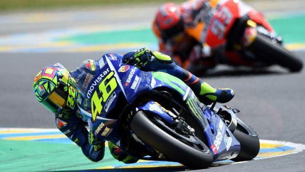 Rossi Jadi Idola Coki NTRL di MotoGP