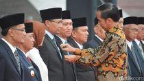 Bupati Irsyad Raih Penghargaan Satyalancana dari Presiden