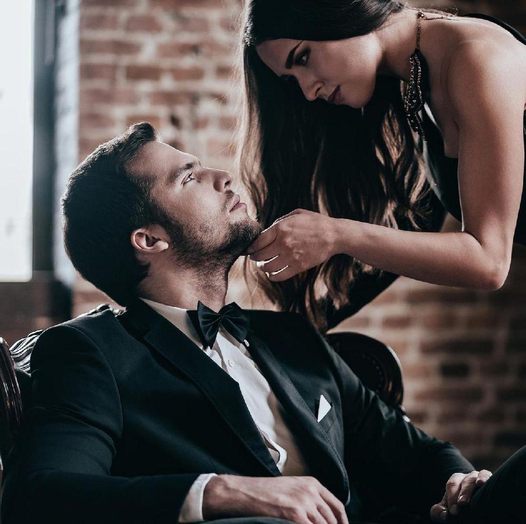 Kesal Diputusin, Wanita Ini Gigit Lidah Pacar Saat Ciuman