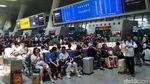 Wow, Begini Mewahnya Stasiun Kereta di China