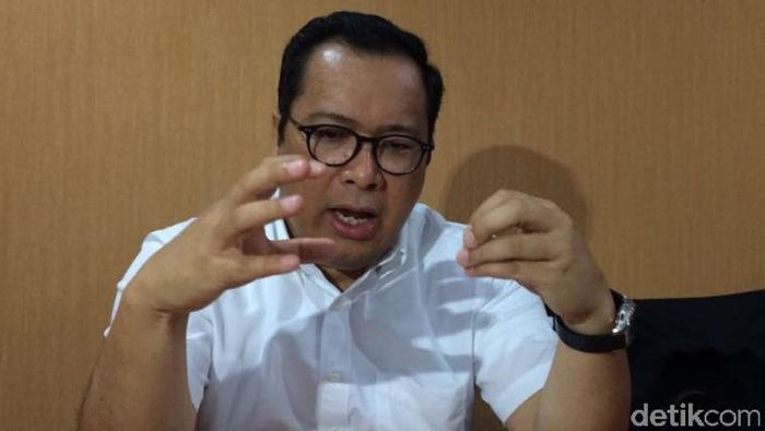 Wakil Ketua KEIN Arif Budimanta/ Foto: Sylke Febrina Laucereno