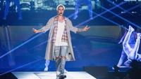 Justin Bieber menempati urutan ke-7 dengan penghasilan 30,5 juta USD atau Rp 406,8 miliar. Foto: Getty Images