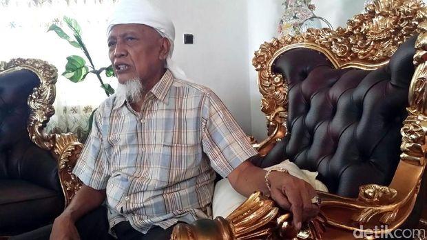 Ketua GARIS Chep Hernawan