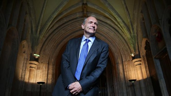 Tim Berners Lee. Foto: Getty Images