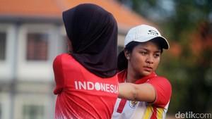Tinggalkan Cibubur, Dinda dan Skuat Pelatnas Panahan Boyongan ke Surabaya