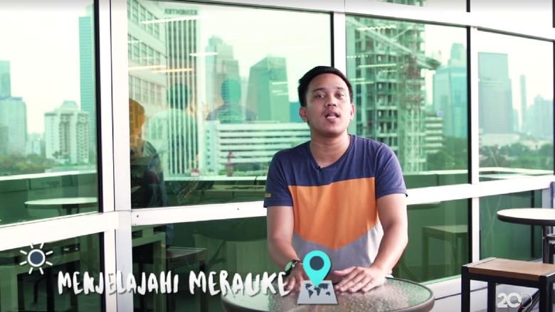 Travel Chat Menjelajah Merauke (dok 20 Detik)