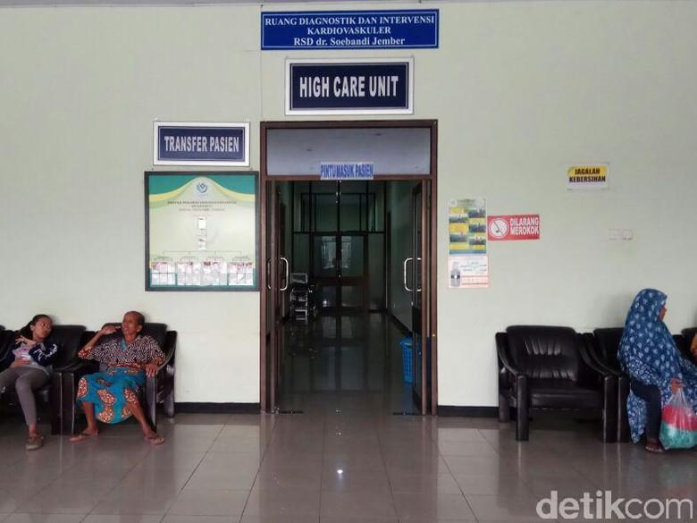 Dokter Pastikan Perut Hendro Bersih dari Benda Tajam