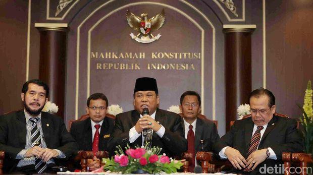 MK Vonis Perkara Judicial Review KUHAP Hanya Dalam Waktu 2 Bulan