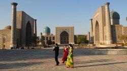 Yuk, Jelajahi Megahnya Benteng Bukhara di Uzbekistan!