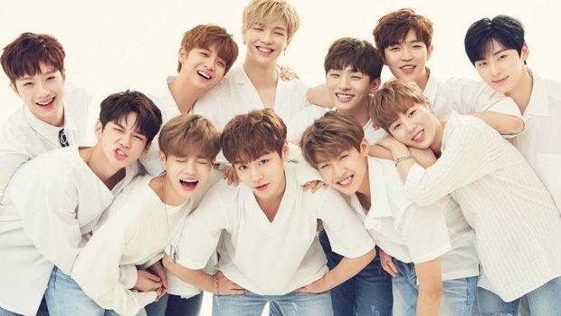 Wanna One merupakan salah satu grup hasil dari survival show.
