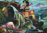 Lukisan lukisan Termahal di Indonesia
