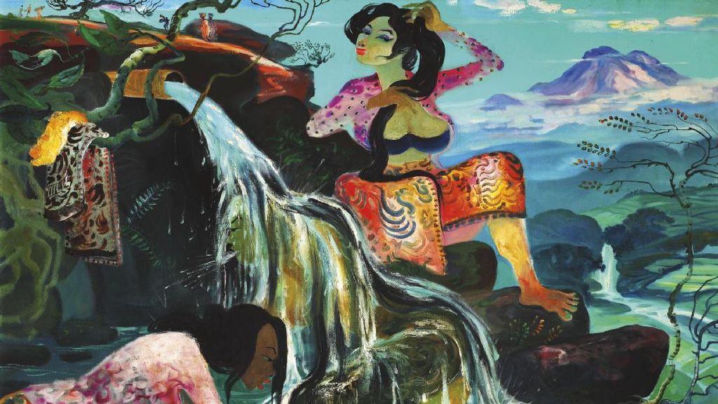Perayaan 100 Tahun Hendra Gunawan di Ciputra Artpreneur Digelar Agustus