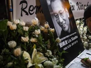 Duka Pemimpin Dunia Atas Wafatnya Pembangkang China Liu Xiaobo