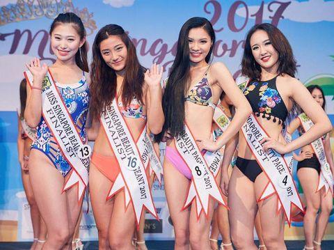 Cara Miss Bikinis Asia Bela Finalis Ratu Singapura yang Dikritik karena Jelek