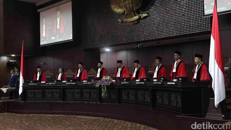 DPR: Niat Gulingkan Pemerintah Sudah Dapat Dikenakan Delik Makar