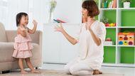 Kebersihan Lingkungan Juga Pengaruhi Tumbuh Kembang Anak Lho