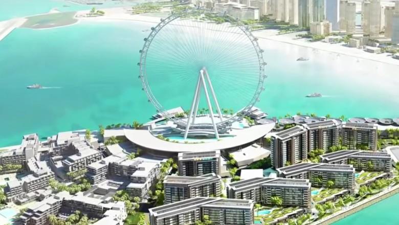 Bianglala The Ain Dubai (Dok. Dubai Real Estate Brokers/Youtube)