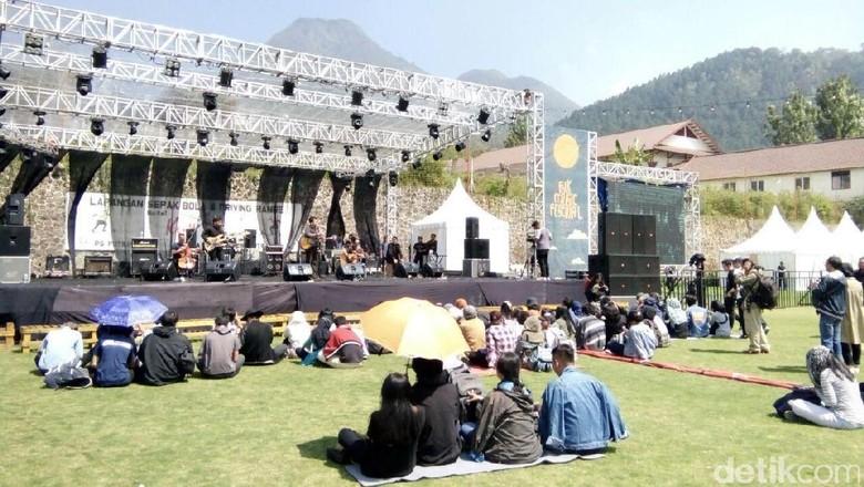 Folk Music Festival Hadir di Kota Malang