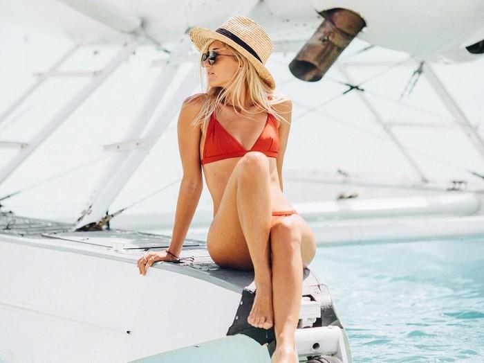 tips dan trik foto bikini