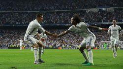 Akankah Marcelo Reuni dengan Ronaldo di Juve?