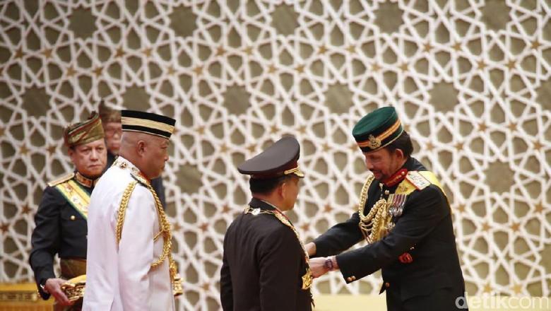 Foto: Kapolri Jenderal Dato Paduka Seri Tito Karnavian