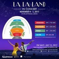 Buruan Beli! Tiket Musikal 'La La Land' Dijual Mulai Rp 600 Ribu