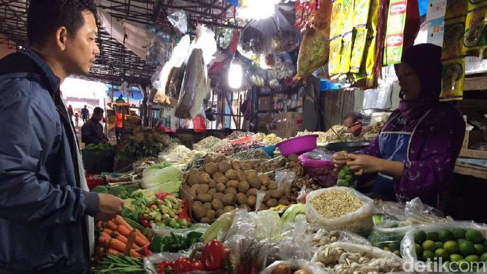 Harga pangan dan sembako