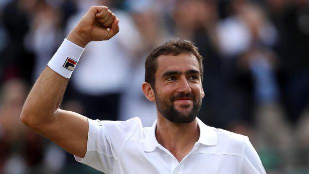 Marin Cilic maju ke final keduanya di Grand Slam.