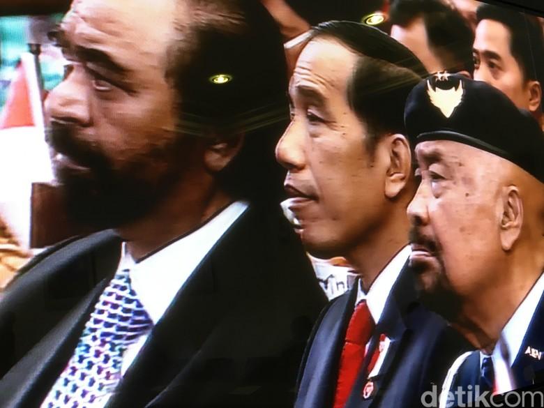 Jokowi Hadiri Peresmian Akademi Bela Negara Partai Nasdem
