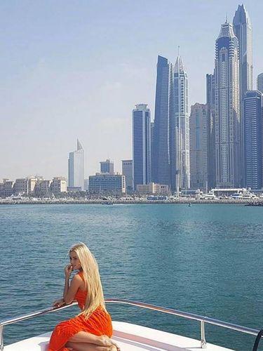 Potret Gaya Hidup Mewah Gadis-gadis Kaya di Dubai yang Bikin Iri