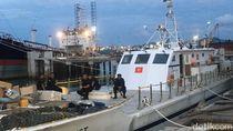 Kapal Sabu 1 Ton yang Diamankan Polri Juga Diburu 4 Negara