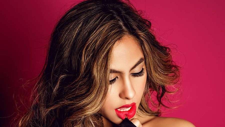 Wuih... Bibir Valerie Thomas Bikin Nggak Tahan!
