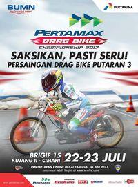 Pertamax Motorsport Drag Bike Championship 2017 Bergulir Lagi