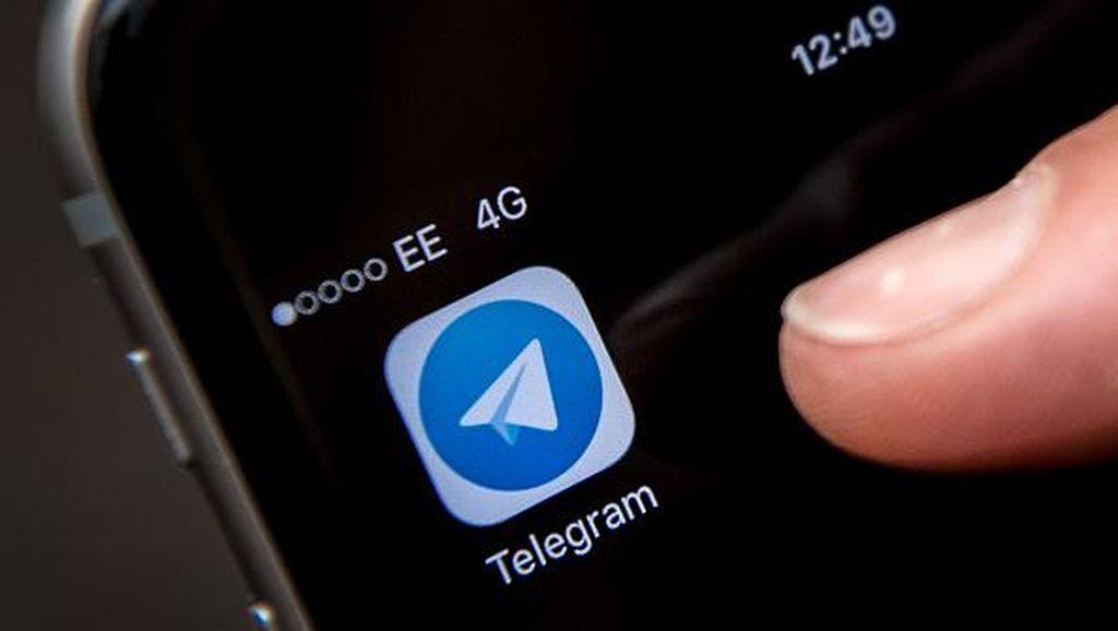 Pengguna Rusia Tolak Pemblokiran Telegram