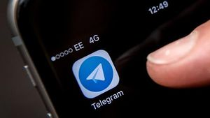 Sah! Menkominfo Resmi Buka Blokir Telegram