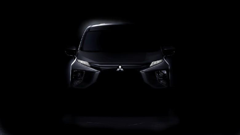 Model Produksi XM Concept Foto: dok. Mitsubishi