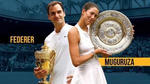 Raja dan Ratu Wimbledon 2017