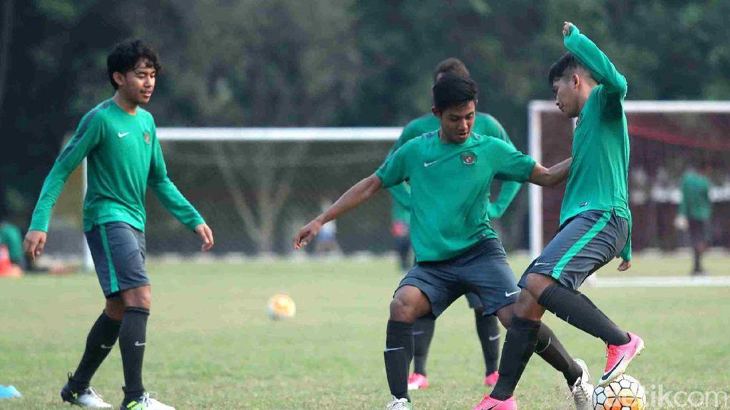 Timnas Indonesia Siap Tempur di Piala AFF U-18