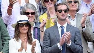 Mertua Pippa Middleton Terseret Kasus Pemerkosaan
