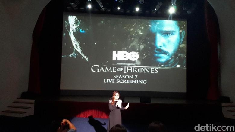 Serunya Nobar Episode Perdana Game of Thrones Season 7 Bareng HBO