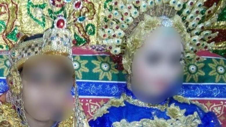 Pernikahan 2 Sejoli Di Bawah Umur Hebohkan Bulukumba Sulsel