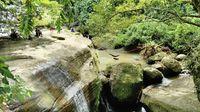 Sisi lain Air Terjun Maddenge
