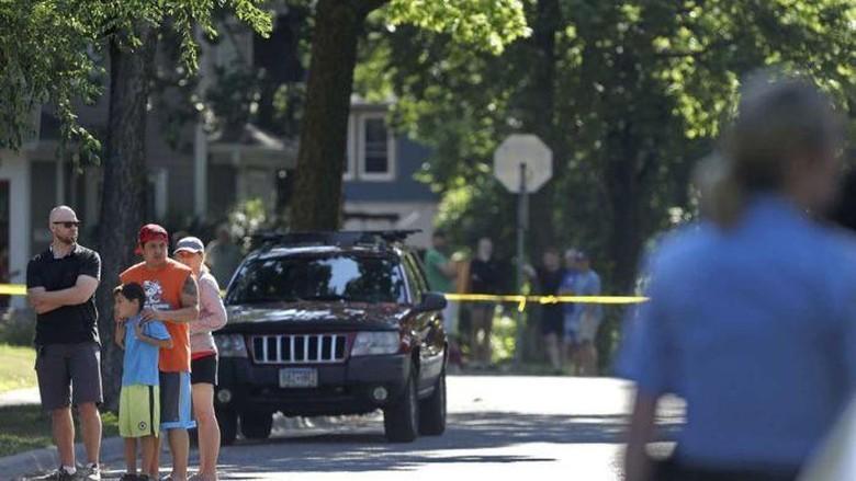 Perempuan Australia Ditembak Polisi Amerika di Minneapolis
