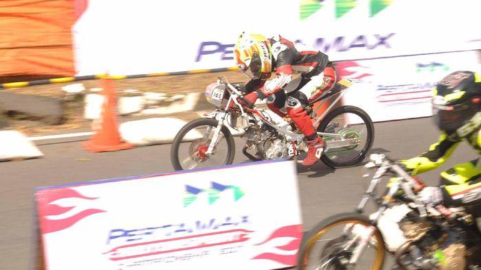 Foto: dok. Pertamax Motorsport Drag Bike Championship 2017