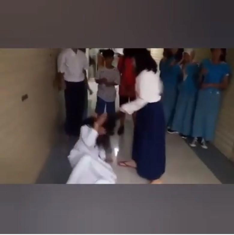 Begini Keakraban Antara Pelaku dan Korban Bully di Thamrin City