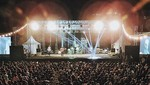 Elva Patty Bersinar di Festival Musik di Moskow
