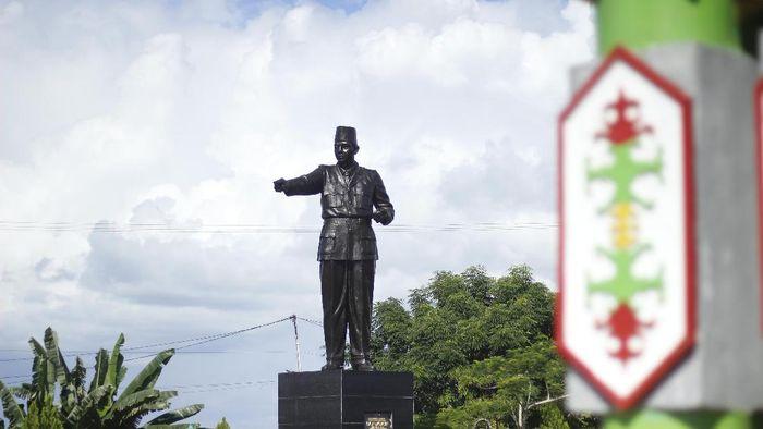 Palangka Raya (Foto: Noval/detikcom)