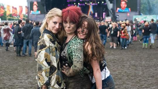 Ada Laporan Pelecehan Seksual, Begini Suasana di Lovebox Festival